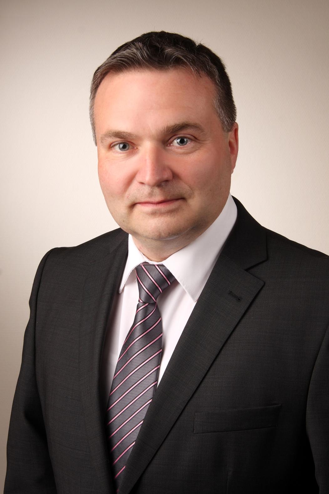 Bürgermeister Jens Spiske
